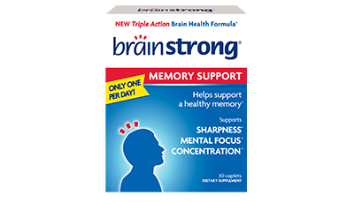 BrainStrong Memory Support Product Image